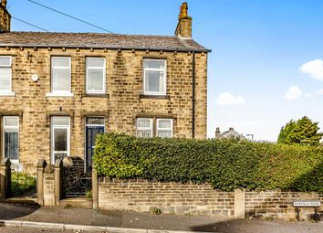 Thumbnail 3 bed end terrace house for sale in Ryefield Road, Golcar, Huddersfield
