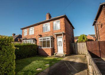 Thumbnail 2 bed semi-detached house for sale in Barmpton Lane, Darlington
