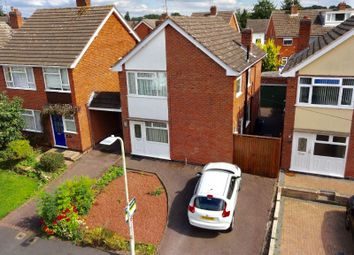 Thumbnail 3 bed semi-detached house for sale in Somerby Drive, Oadby, Leicester