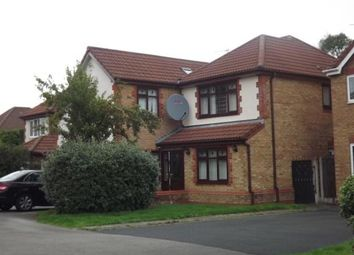 Thumbnail 6 bed detached house for sale in Earlesfield Close, Sale, Greater Manchester