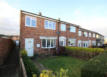 3 bed end terrace house for sale in Edmunds Road, Cranwell Village, Sleaford NG34