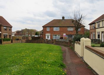 Thumbnail 3 bed semi-detached house for sale in Shelley Grove, Hartlepool