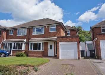 Thumbnail 3 bed semi-detached house for sale in West View Road, Sutton Coldfield