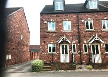 Thumbnail 4 bed semi-detached house for sale in Progress Drive, Bramley, Rotherham
