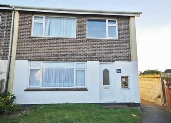 Thumbnail 3 bed end terrace house to rent in Pellew Close, Padstow