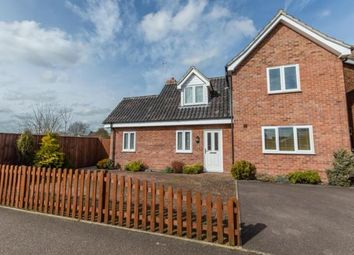 Thumbnail 3 bed detached house for sale in Sawston, Cambridge, Cambridgeshire