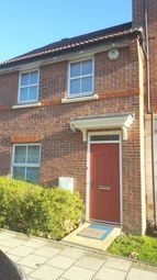 Thumbnail 1 bedroom semi-detached house to rent in Allenby Road, West Thamesmead