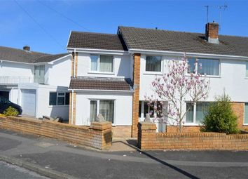 Thumbnail 4 bed semi-detached house for sale in Bishwell Road, Gowerton, Swansea