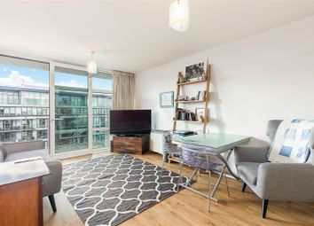 Thumbnail 2 bed flat for sale in Warwick Building, Chelsea Bridge Wharf, London.