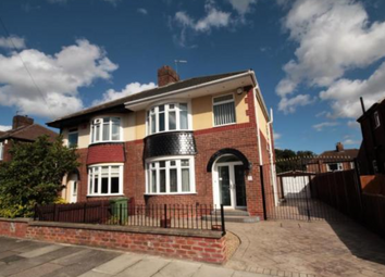 Thumbnail 3 bed semi-detached house for sale in Chelmsford Avenue, Stockton-On-Tees