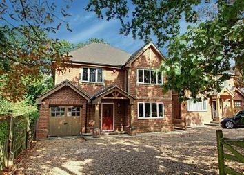 Thumbnail 5 bed detached house for sale in Cuffley Hill, Goffs Oak, Waltham Cross