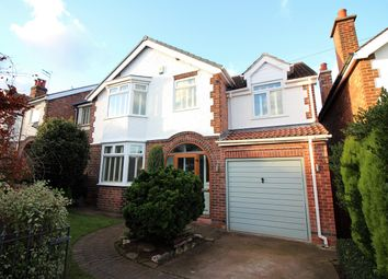 Thumbnail 4 bed detached house for sale in Temple Drive, Nuthall, Nottingham