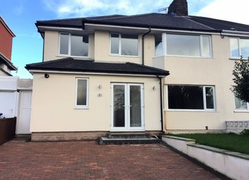 Thumbnail 4 bed semi-detached house for sale in Queens Drive, Wavertree, Liverpool