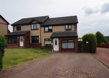 Thumbnail 4 bed semi-detached house for sale in Prestwick Court, Cumbernauld, Glasgow