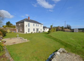 Thumbnail 4 bed detached house for sale in Gorran, St. Austell