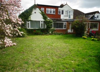 Thumbnail 2 bed semi-detached bungalow for sale in Thames Side, Staines-Upon-Thames