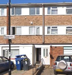 Thumbnail 6 bed terraced house for sale in 6 Broomcroft Avenue, Northolt, Middlesex