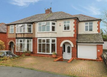 Thumbnail 5 bed semi-detached house for sale in Kermoor Avenue, Sharples, Bolton