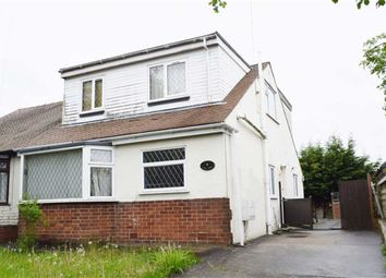 Thumbnail 4 bed semi-detached house for sale in Graham Road, Cabus, Preston