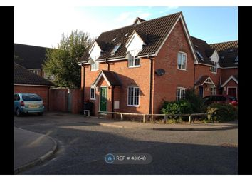 Thumbnail 2 bed semi-detached house to rent in Petty Spurge Square, Wymondham