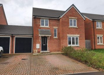 Thumbnail 4 bed detached house for sale in Harbin Close, Yeovil