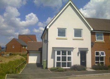 Thumbnail 3 bedroom terraced house to rent in Broughton, Milton Keynes