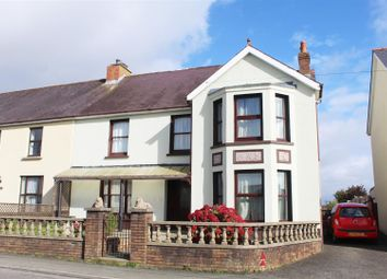 Thumbnail 4 bed semi-detached house for sale in Clynderwen