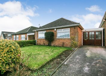 Thumbnail 2 bed bungalow for sale in The Knoll, Dronfield, Derbyshire