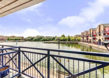 Thumbnail 2 bed flat for sale in Newlands Quay, London, London
