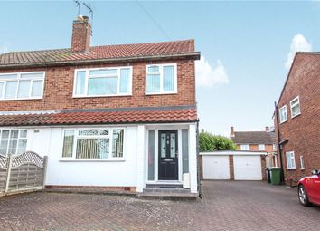 Thumbnail 4 bed semi-detached house for sale in Percy Road, Kenilworth