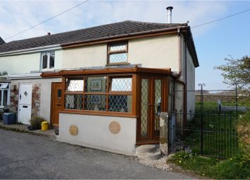 Thumbnail 2 bed cottage for sale in Tremail, Camelford