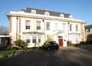 Thumbnail 2 bed flat for sale in Herne Mansions, Fuller Close, Bushey