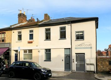 Thumbnail 3 bedroom terraced house for sale in Crisp Road, London