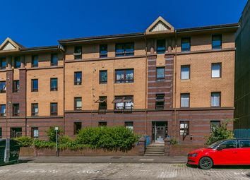 Thumbnail 2 bed flat for sale in Downfield Place, Dalry, Edinburgh