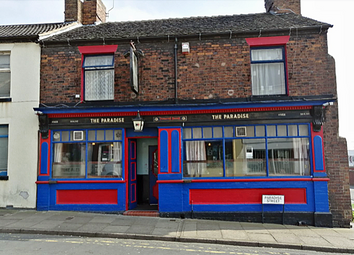 Pub/bar for sale in 42 Paradise Street, Stoke-On-Trent ST6