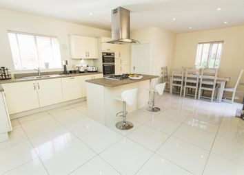 Thumbnail 4 bedroom detached house for sale in Kingsmead, Station Road, Kings Cliffe, Peterborough