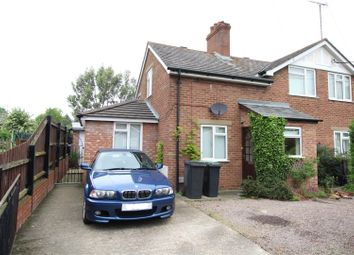 Thumbnail 3 bed semi-detached house for sale in Edgar Avenue, Stowmarket