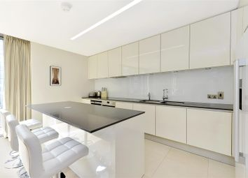 Thumbnail 3 bed flat to rent in Portman Close, London
