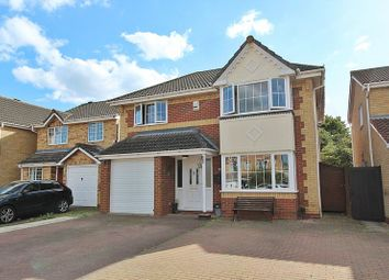 Thumbnail 4 bed detached house for sale in Coltsfoot, Biggleswade