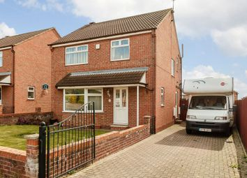 Thumbnail 3 bed detached house for sale in Dartree Close, Darfield, Yorkshire