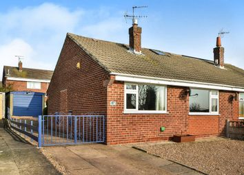 Thumbnail 3 bed semi-detached bungalow for sale in Field Street, Codnor, Ripley