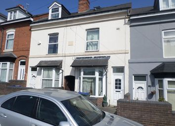 Thumbnail 3 bed terraced house for sale in Sycamore Road, Smethwick
