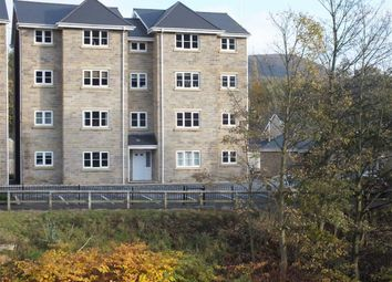 Thumbnail 2 bed flat to rent in Three Counties Road, Mossley, Ashton-Under-Lyne