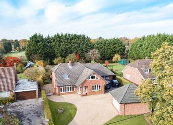 Thumbnail 5 bed detached house for sale in Lockhams Road, Curdridge, Southampton