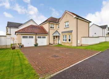 Thumbnail 4 bed detached house for sale in Station Wynd, Doune, Stirlingshire