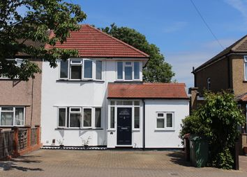 Thumbnail 4 bed semi-detached house for sale in Stanhope Avenue, Harrow