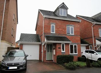 Thumbnail 4 bed detached house for sale in Primrose Close, Leek, Staffordshire