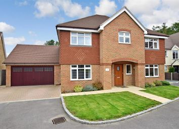 Thumbnail 5 bed detached house for sale in Sheldon Heights, Gravesend, Kent