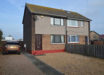 Thumbnail 2 bed semi-detached house for sale in Grove Gardens South, Tweedmouth, Berwick-Upon-Tweed, Northumberland