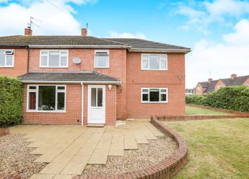 Thumbnail 4 bed semi-detached house for sale in Redstone Lane, Stourport-On-Severn